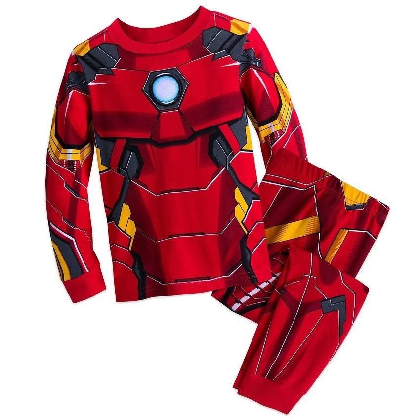 ee5b78614d DISNEY Pijama Iron Man – La Osa Novedosa