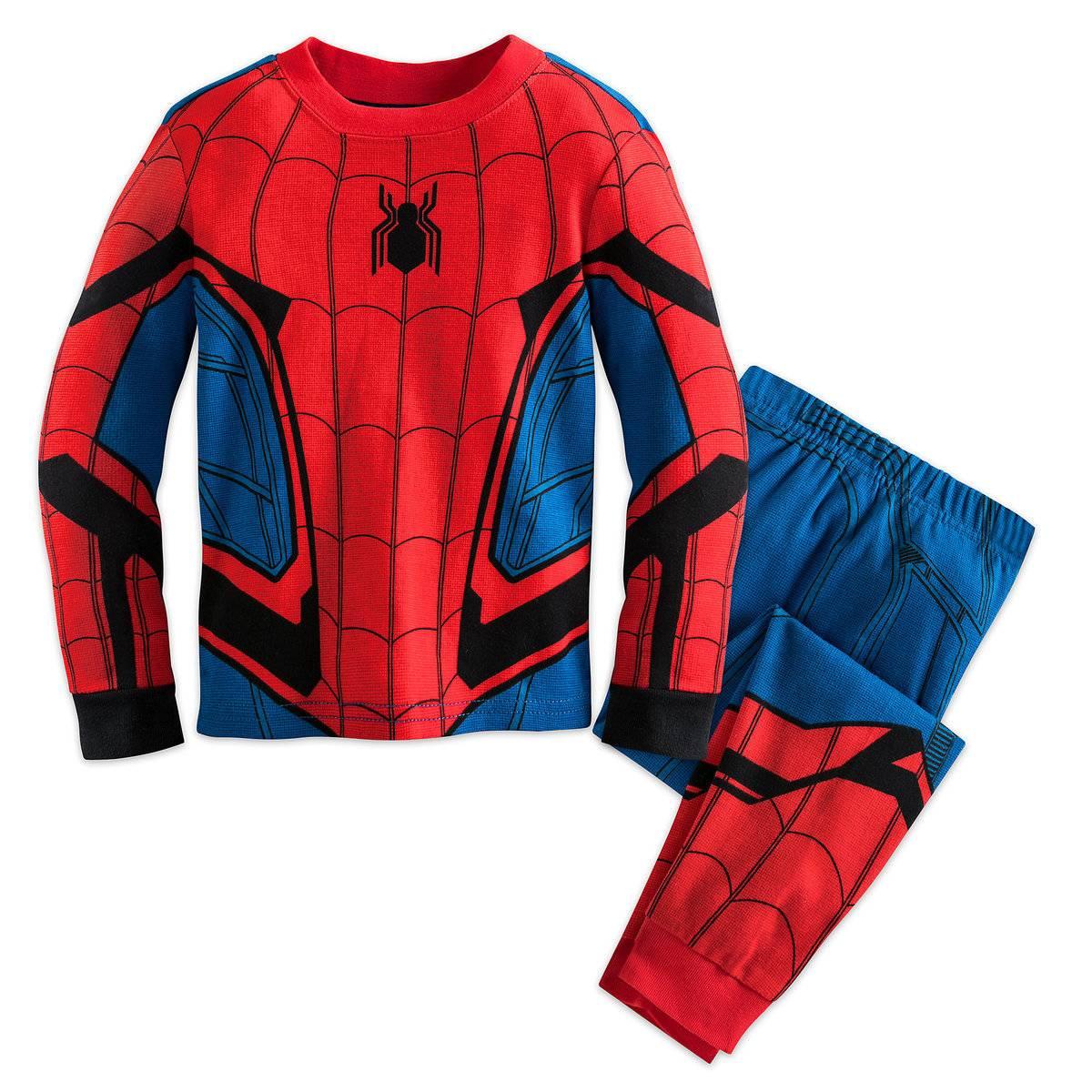 d73c215fae DISNEY Pijama Spiderman – La Osa Novedosa